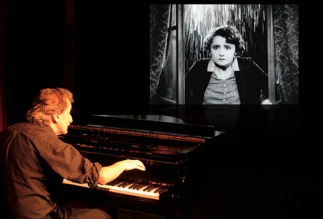 Silent Movie pianist - Gerhard Gruber